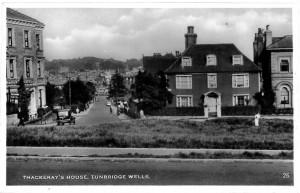 Thackeray's House, 1940