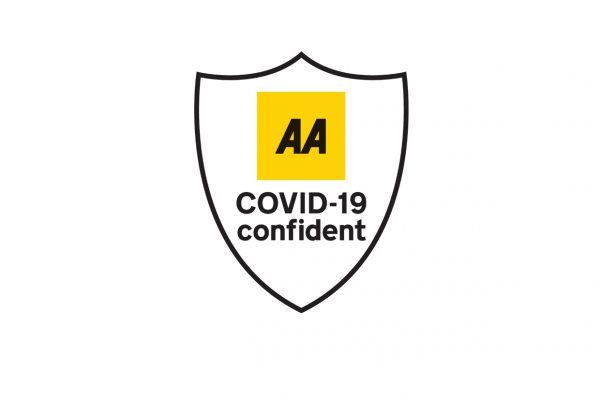 AA COVID confident