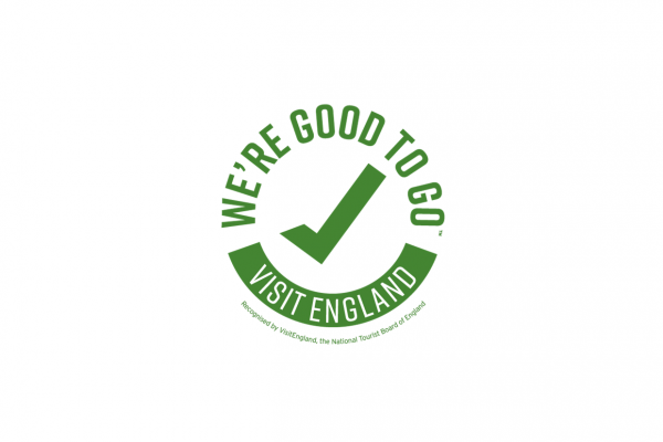 Visit England 'We're Good to Go'