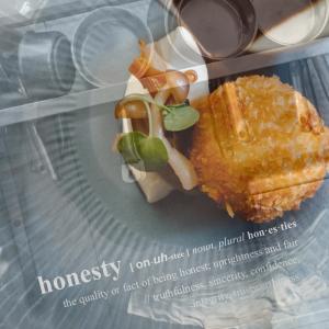Thackeray's Honest Menu